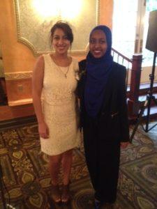 Upper School Hudson County  Academic Award winners 5.15