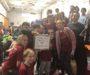 "HCS Team Wins ""Champions Award"" at First Lego League Robotics Qualifier"